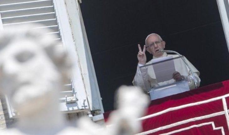 """El papa Francisco declaró como """"inadmisble"""" la pena de muerte"""