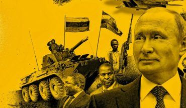 El safari de Putin para conquistar el corazón de África