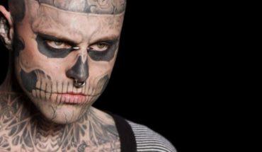 """El video que lanzó a la fama a """"Zombie Boy"""""""