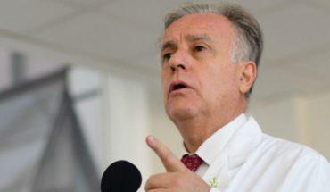 Emilio Santelices, el sobreviviente del primer cambio de gabinete de Piñera