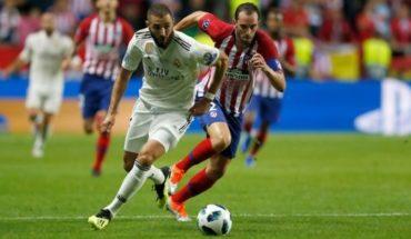 En un partidazo por la Supercopa de Europa, el Atlético le gana 4 a 2 al Real Madrid