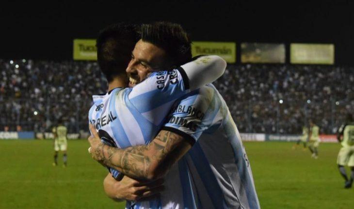 En vivo: Atlético Tucumán vs Racing Club   Superliga, fecha 1