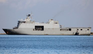 Envían buques de guerra a Libia para rescatar a 3 filipinos