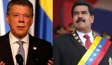"""""""Eso no tiene base"""" dice Gobierno de Colombia tras acusaciones de Maduro"""