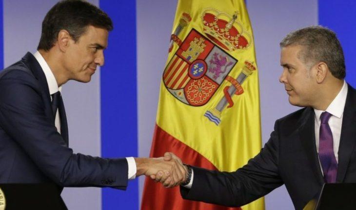 España anuncia ayuda de UE en crisis migratoria venezolana