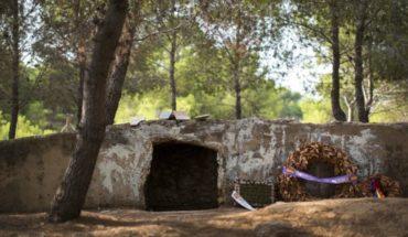 España exhuma más restos de víctimas de dictadura franquista
