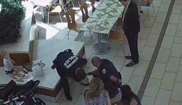Estados Unidos: un policía salvó a una bebé que se ahogó con la comida