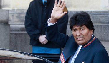 Evo Morales felicitó a Bachelet por su nombramiento en Naciones Unidas