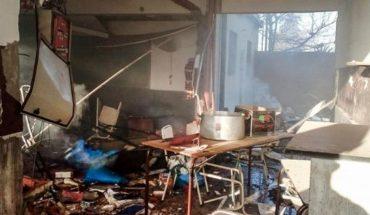 Explosión en Moreno: detuvieron al gasista