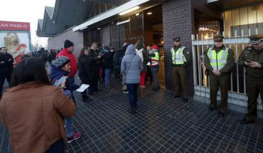 "Falla en Metro se produjo por un problema de ""señalización de vías"""