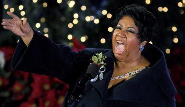 Famosos envían sus deseos de mejoría a Aretha Franklin