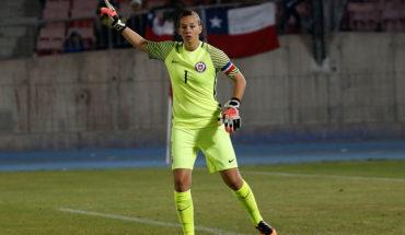 Federación Internacional de Jugadores felicitó a Christiane Endler por llamado a la igualdad entre la Roja masculina y femenina