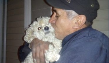 Final feliz: Magallánico encontró a perrito por el que ofreció su auto de recompensa