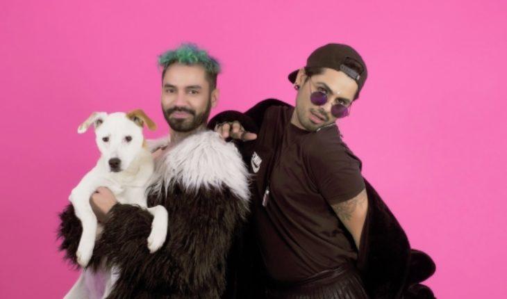 """Francesc Morales, comediante y activista gay: """"Mis proyectos tienen que ver con la educación sexual divertida y con moda"""""""