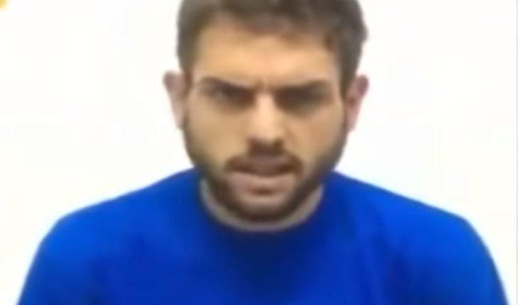 Gobierno venezolano mostró video donde diputado opositor reconocería que contactó a implicado en atentado a Maduro