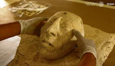 Hallan máscara del Rey Pakal en Chiapas