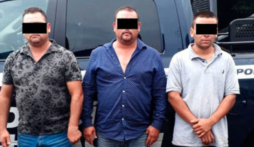 Hombres fueron detenidos con cajas de aguacate y uno con cristal en Uruapan, Michoacán