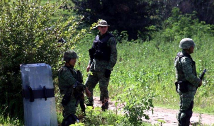 Huachicoleros agreden a soldados en Puebla