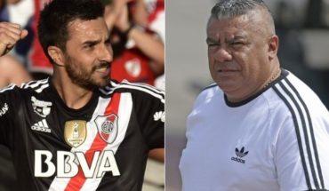 """Ignacio Scocco le apuntó a """"Chiqui"""" Tapia y defendió a los jugadores de la Selección"""