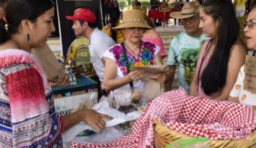 Impulsan La Noria con tianguis gastronómico y de artesanías