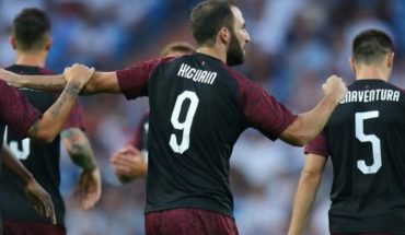 In just four minutes, Gonzalo Higuaín scored his first goal in Milan against Real Madrid