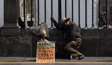 Informalidad volvería pobres a 30 millones de mexicanos