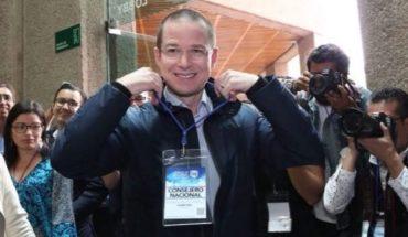 Inicia Consejo Nacional del PAN; reaparece Ricardo Anaya y llama a la unidad