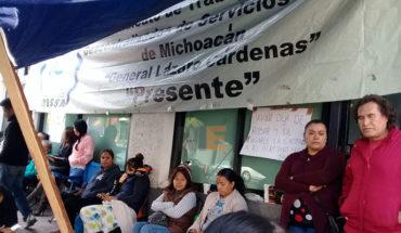 Inicia Secretaría de Salud en Michoacán, pago de prestaciones pendientes al personal
