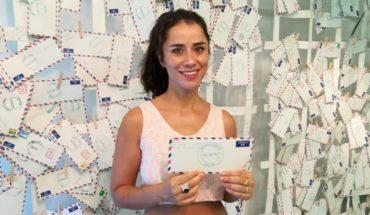 """Instalación urbana """"Secretos"""" de la artista chilena María Luisa Portuondo se exhibe en Rusia"""