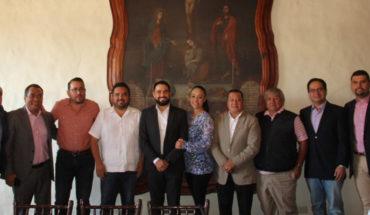 Instalan mesa de trabajo para designar coordinador del GPPRD para la 74 Legislatura en Michoacán