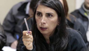 """Intendenta rechazó los dichos de dirigente de la Conataxi: """"No se puede dialogar con alguien así"""""""