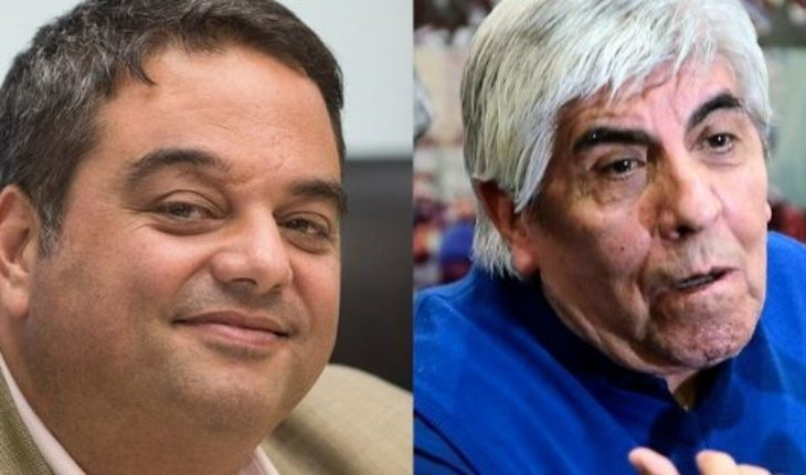 Jorge Triaca imputado por una denuncia de Hugo Moyano