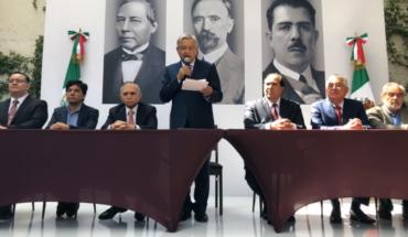 López Obrador nombra a su equipo en la Presidencia