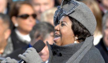 """La cantante Aretha Franklin en estado """"muy grave"""", según fuentes cercanas"""