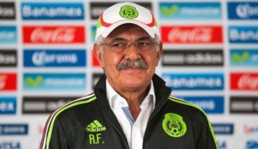 La condición del Tuca Ferretti para dirigir a la Selección Mexicana