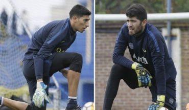 La duda de Guillermo: ¿Rossi o Andrada?