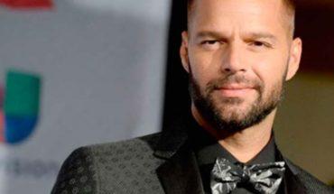 La foto de Ricky Martin en la playa que enloquece a sus fans