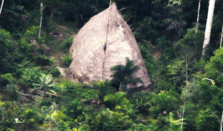 La imágenes de indígenas aislados en el Amazonas que nunca habían sido contactados