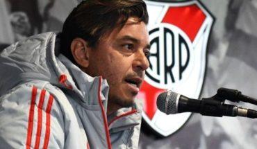 La palabra de Gallardo tras el empate de River ante Belgrano