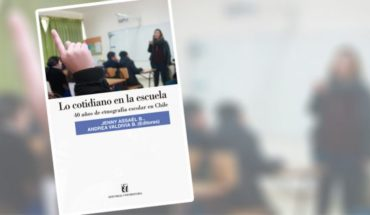"""Lanzamiento libro """"Lo cotidiano en la escuela. 40 años de etnografía escolar en Chile"""" en Archivo Nacional"""