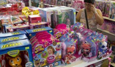 Las ventas por el Día del Niño cayeron 3,3%