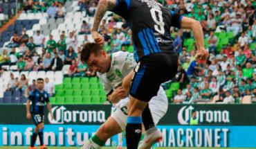 León imposes upon a Queretaro with errors in the MX League