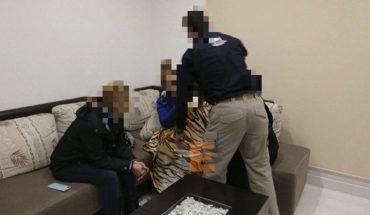 Liberan a niña secuestrada en casa de seguridad en Villas del Pedregal, en Morelia, Michoacán