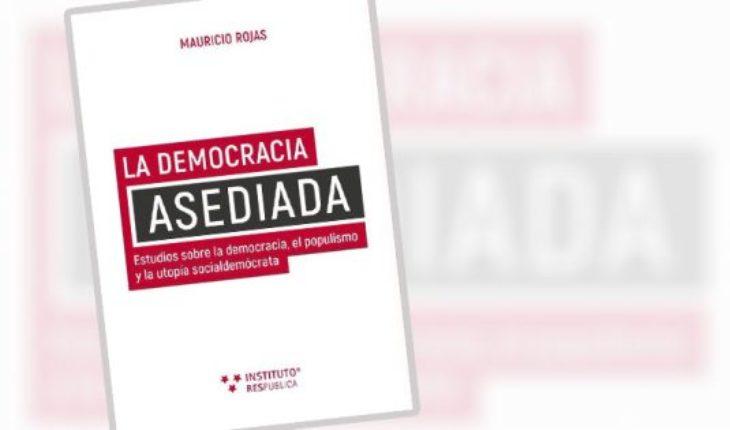 """Libro """"La democracia asediada"""" de Mauricio Rojas"""