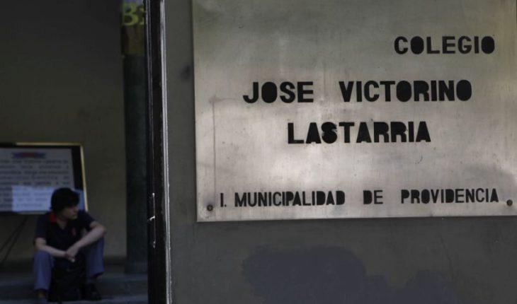 Liceo Lastarria de Providencia será mixto tras 104 años