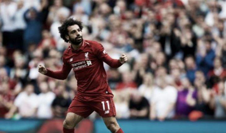 Liverpool debuta en la Premier con goleada sobre West Ham