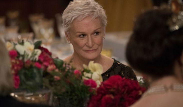 """Llega """"La Esposa"""", la película que podría dar por fin el Oscar a Glenn Close con una historia feminista"""