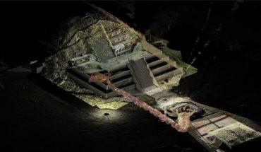 Lo que se sabe del túnel bajo Teotihuacán
