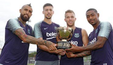 Los grandes duelos que habrá al interior del Barcelona por un puesto titular