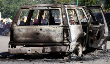 Los hombres linchados en Puebla no eran delincuentes